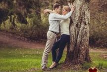My engagement photo shoots