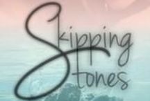 Skipping Stones Purchase Links / Links to read chapters on Wattpad, Goodreads, and purchase links when published.