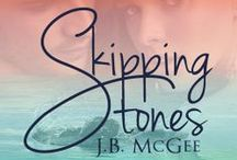 Skipping Stones / Inspiration, teasers, snippets, and stuff featured in the book.