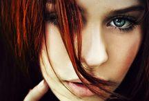 Female: Red Hair / by A Novel Idea