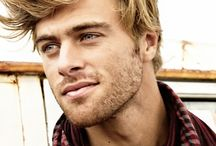 Male: Blonde Hair / by A Novel Idea