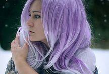 Female: Multi-Color Hair / by A Novel Idea