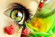 Green Eyes / by A Novel Idea