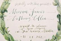 Event Paper & Fine Stationery. Invitation Suites.