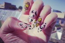 Nail Stuff / Inspiration for nail art & tips for making nail painting easier and quicker  / by Isabel Ibezim