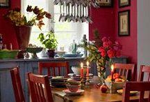 binnenhuis / inrichting en dingen in huis