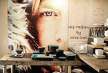 OrcaCool ✪  Showroom Orca Cool / Porselein, Glaswerk, Bestek, Messen, Koelkasten, Vrieskasten en alles voor de professionele keuken.