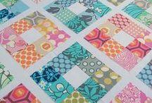 patchwork und quilt / by Kirsten Kasselmann
