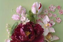 Cukrové květiny