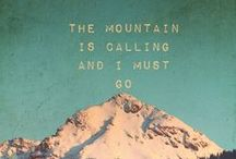 Mountains Are My Refuge