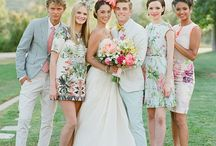 Garden Party Wedding / French Country, Provence