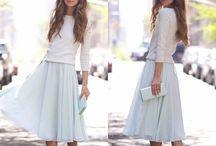 Clothes, glorious clothes..