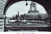 Lovely Paris Postcards / The mood of lovely Paris