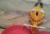 Macrame Wall Hanging / Macrame Wall Hanging by @zebratoys Made with love in Israel.