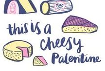 Palentine's Day Printables / Celebrate your best pals on Palentine's Day, February 13th (or any day, really) by printing these exclusive cards from Hello!Lucky Stationery — http://bit.ly/PalentinesDayPrintables.