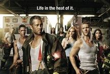 TV: Chicago Fire/PD/Med / TV-series Chicago Fire, Chicago PD & Chicago Med