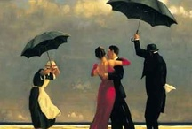 Lovers and other strangers: sex and soul by Jack Vettriano