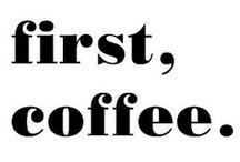 Coffee...ahhhh