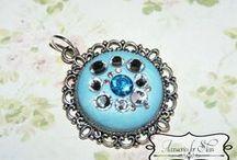 Swarovski Pendants & Necklaces - by Accessories For Stars / http://accessoriesforstars.blogspot.ro/ accessoriesforstars@yahoo.com accessoriesforstars@gmail.com
