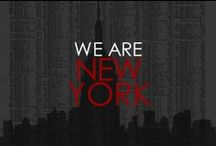 WE ARE NEW YORK / Inspired by the city we live in StreetPeopleAtelier.com