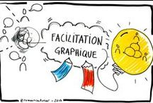 Scribing, facilitation graphique, Sketchnotes / I am a visual practionner and coach, spending most of my free time to improve myself and sharing with others