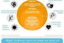 Infographics | Health / Infographics related to health, wellness, physical activity, exercise, cancer and other chronic diseases.