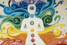 Chakras | Energy Wheels / The cakras (chakras) are excellent points for focusing the mind and energy during meditation. A collection of resources and charts to inspire that focus. Specific boards on each chakra forthcoming!