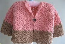 knitting & crocheting 2 - 2 / by Ligija
