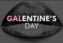 GALentine's DAY / Our Valentine's Day Inspiration StreetPeopleAtelier.com
