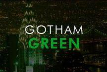 GOTHAM GREEN / Street People Atelier We Love Green StreetPeopleAtelier.com