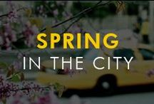 SPRING IN THE CITY / Street People Atelier loves SPRING
