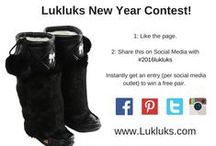 Lukluks Contest & Giveaways / Here are all the Lukluks contests