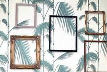 spaces & DIY home decorations/hacks / Especially DIY lamps & wall decoration ideas