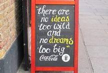 Chalkboards - London