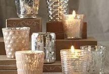 Metallic Wedding / Gold, Silver, Metallic Wedding