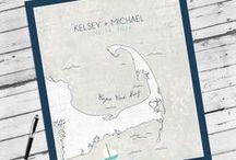 Nautical Wedding / Nautical Weddings, Cape Cod, Beach weddings