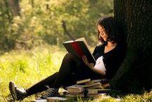Olen lukemassa...