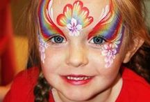 Facepainting / by Pukkie Pouwels