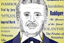 Gilbert & Sullivan / W.S.Gilbert wrote the words and Sir Arthur Sullivan wrote the music for 14 comic operas between 1875 and 1890. Sullivan also composed serious classical music as well as hymns and songs.