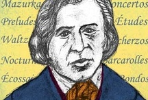 Chopin / Frederic Chopin, 1810 - 1849 the Polish pianist and composer, was one of the most significant composers of the Romantic period.