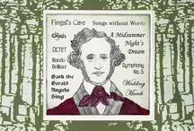 Mendelssohn / Felix Mendelssohn was a German composer, conductor, organist and pianist. One of the most popular composers of the Romantic period. He was also largely responsible for arousing interest in the music of J.S.Bach.