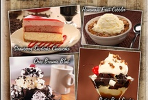 Sagebrush for the Sweet Tooth / Dessert anyone? At Sagebrush Steakhouse we have something to please every sweet tooth!
