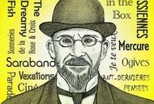 Erik Satie / Erik Satie, often called 'the father of modern music', was an eccentric French composer, pianist and writer. His works have flavours of Impressionism, Surrealism and Dadaism. He influenced Debussy and Ravel.