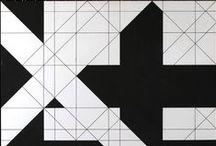 Constructive art b&w 1945-