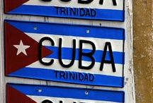 cuba / things I'd like to see and do when i finally visit Cuba