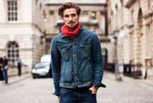 Männer in Jeans