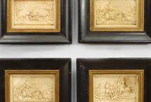 Renaissance / Art, frames and culture