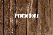 Promotions! / Save money!  |  www.MREdepot.com