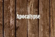 Apocalypse / Lets talk, prepare, and educate one another respectively!  |  www.MREdepot.com