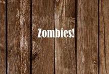 Zombies! / Zombie apocalypse, The Walking Dead, Zombieland, Viruses, Bites, Outbreaks...TEOTWAWKI.   |   www.MREdepot.com